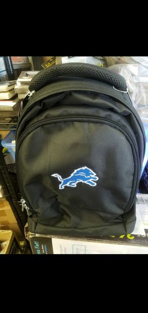 Mojo Licensing Premium Wheeled Backpack Detroit lions - for Sale in Columbus, OH