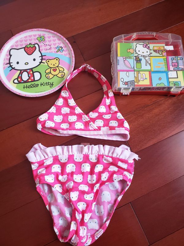 Hello Kitty items size 3T