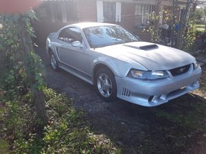 2001 Ford mustang ac blows no leaks new brakes fuel pump new clutch new callpers for Sale in Ashford, AL