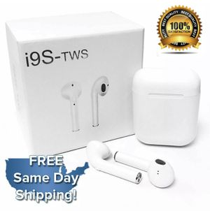 Bluetooth headphones earbuds wireless headset for iPhone and Samsung for Sale in Dallas, TX