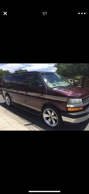2004 Chevy Express Van for Sale in Gilbert, AZ