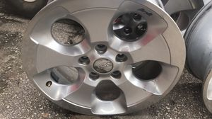 "5- 18"" jeep wrangler sahara edition wheels for Sale in Houston, TX"