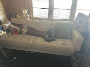 Large one piece sofa for Sale in Pineview, GA
