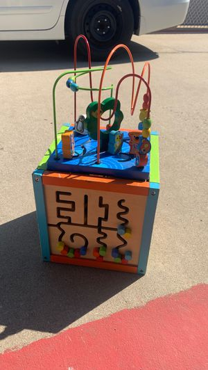 Kids toy box storage for Sale in Moreno Valley, CA