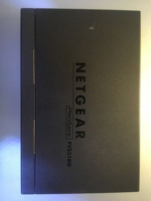 Netgear Prosafe FVS318G Router and VPN Firewall for Sale in Denver, CO