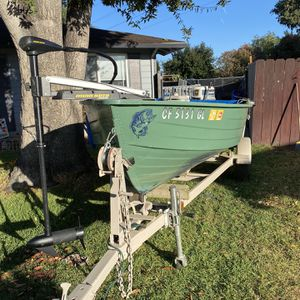 Fishing Boat for Sale in San Jose, CA