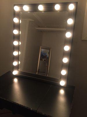 """Huge 40"""" inch vanity mirror !!! $300 for Sale in Queens, NY"""