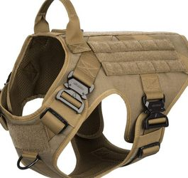 Tactical Dog Harness / Vest (Extra-Large) for Sale in Ceres,  CA