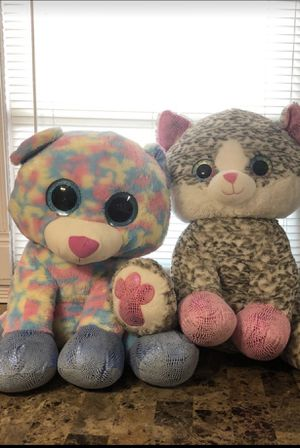 Jumbo plushies for Sale in West Palm Beach, FL