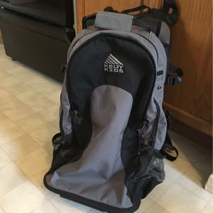 Kelty Kids Carrier And Backpack for Sale in Normandy Park, WA