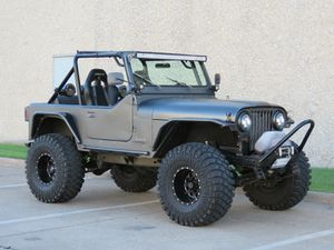1984 Jeep CJ7 for Sale in Dallas, TX