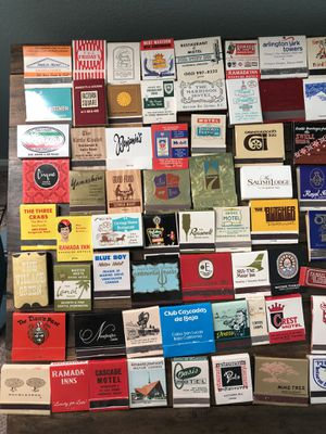 Vintage Matches for Sale in Snohomish, WA