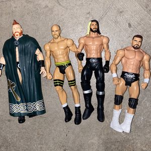WWE action Figures for Sale in Irvine, CA