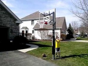Goliath basketball hoop for Sale in Los Angeles, CA