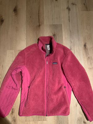 Patagonia Pink Zip Up for Sale in San Francisco, CA