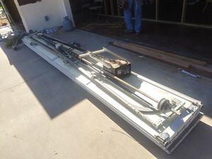 Used garage door. 9'×7' for Sale in Stockton, CA