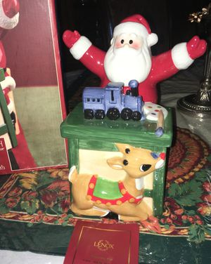 Rudolf the red nose reindeer by Lenox for Sale in Santa Ana, CA