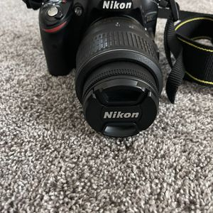 Nikon D3200 HD-SLR for Sale in Mount Hamilton, CA