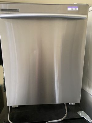 SAMSUNG DISHWASHER STAINLESS STEEL for Sale in Santa Ana, CA