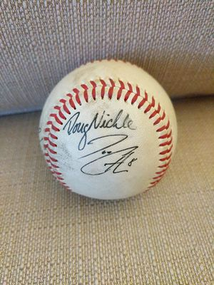 Phillies Autographed Baseball for Sale in Penn Valley, PA
