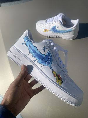 Custom Air Force 1s water gun for Sale in Butler, PA