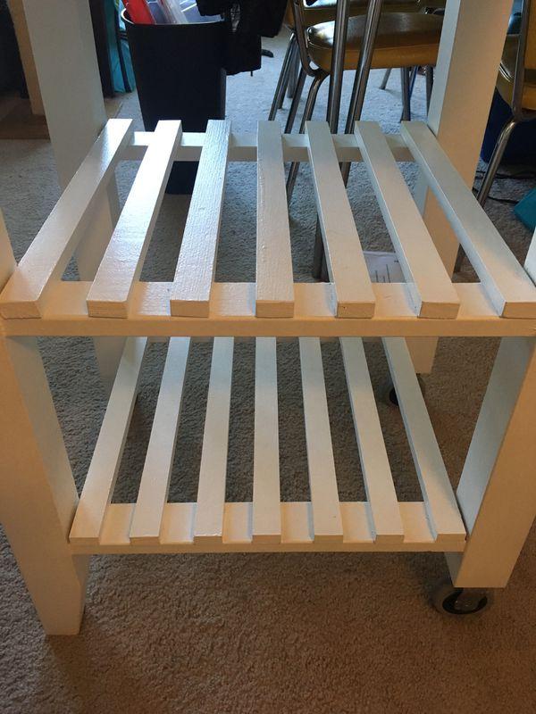 Rolling counter/bar cart