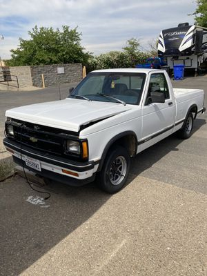 1993 4.3L v6 Chevy s10 Tahoe for Sale in Galt, CA