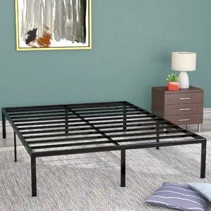 Queen size metal bed frame for Sale in Wethersfield, CT
