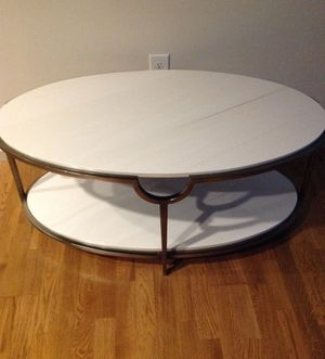 Marble coffee table for Sale in Boston, MA
