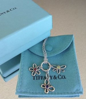 Tiffany Sterling Silver necklace for Sale in Temple City, CA