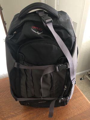 Osprey Traveler's Backpack for Sale in Fairfax, VA