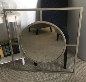 Accent wall mirror $18 for Sale in Hacienda Heights, CA