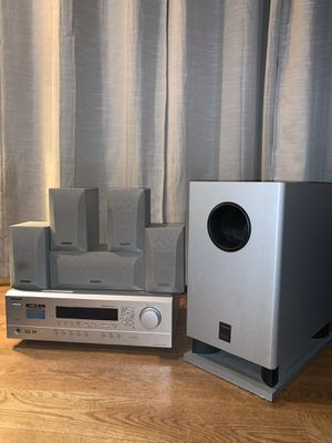 Onkyo Surround System for Sale in Campbell, CA