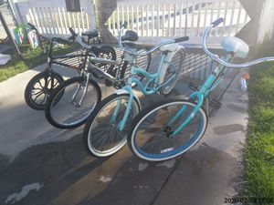 Any bike here 120$ obo for Sale in Westminster, CA