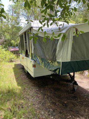 Pop up camper NO TITLE MAKE OFFER for Sale in Sarasota, FL