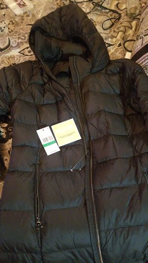 Michael Kors down women's coat size large for Sale in Denver, CO
