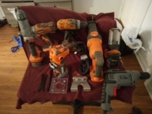 Ridgid tools for Sale in Chattanooga, TN