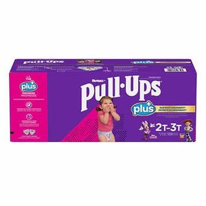 Unopened box of pull ups 2T-3T 128 count for Sale in Mesa, AZ