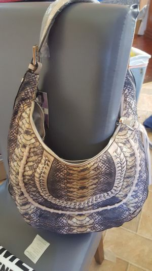 Aimee kerstenberg multi leather hobo for Sale in Yonkers, NY