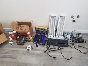 Indoor Hydroponic Set up for Sale in San Diego, CA