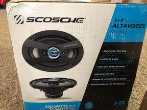 Scosche speakers for Sale in Manassas, VA