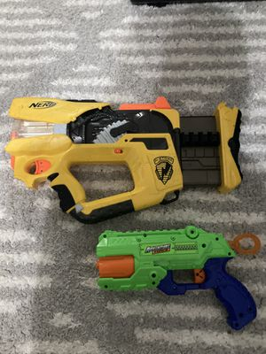 Nerf guns for Sale in San Bernardino, CA