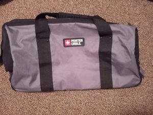 Porter Cable bag for Sale in Monroe, WA