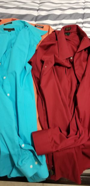 3 men's Shirts size 2XL for Sale in Orlando, FL