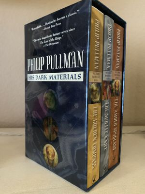 Golden Compass Trilogy for Sale in North Las Vegas, NV