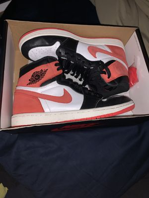 Track Red Jordan 1 Size 10 for Sale in Mount Pleasant, SC