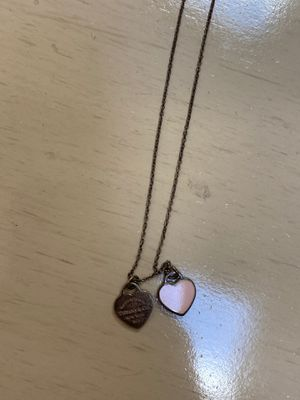 Tiffany and Co necklace for Sale in Pittsburgh, PA