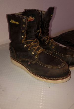 thorogood work boots size 9 for Sale in Phoenix, AZ
