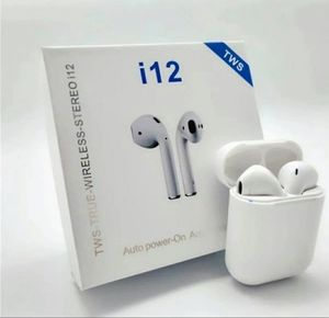 i12 TWS Headphones Airpod for iPhone and Samsung for Sale in Centreville, VA