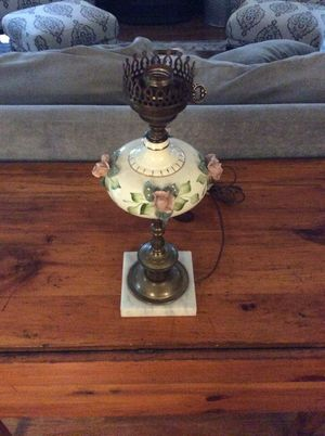 Antique Lamp for Sale in Quincy, MA